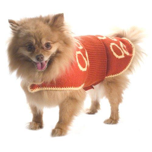 Rodeo Drive Retro Sweater Orange