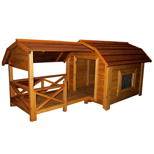 The Barn - Large Dog House