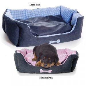 Bolster Beauty Pet Bed
