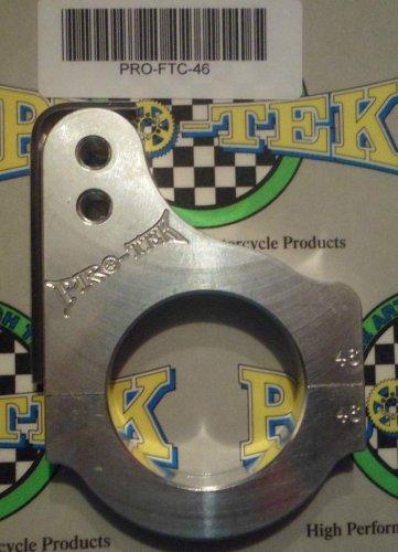 Pro-tek 46mm Motorcycle Fork Tube Clamp PRO-FTC-46mm Fork Tube Clamp