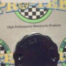 2004-2005 Honda CBR1000RR Black Front Brake Fluid Reservoir Cap CBR-1000RR Pro-tek RC-200K