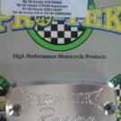 1999-2006 Honda CBR600F4 Silver Front Brake Fluid Reservoir Cap CBR-600 F4 Pro-tek RC-700S