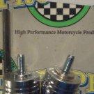 2006-2015 Yamaha R6 Chrome Bar Ends YZF-R6 Pro-tek BE-50BC