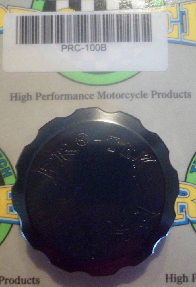 2000-2003 Honda CBR 929 CBR 954 Black Rear Brake Fluid Reservoir Cap Pro-tek RC-100K