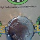 2006-2013 Yamaha FZ1 Chrome Rear Brake Fluid Reservoir Cap FZ-1 Pro-tek RC-250C