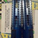 2005-2015 Suzuki GSXR1000 Blue Passenger Foot Pegs Pro-tek  GSXR-1000 PG-115B