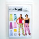 Butterick Pattern BP246 Out of Print Size XS - M Misses Petite Top Shorts Pants