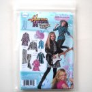 Simplicity Pattern 2294 Size 8 1/2 - 16 1/2 Disney Hannah Montana Girls Pants Vest Dress
