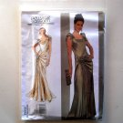 Evening Dress Bellville Sassoon Size 14 - 20 Out Of Print Vogue Designer Pattern V1015