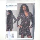 Vogue Designer Pattern V1226 Out Of Print Rebecca Taylor Size 14 - 20 Misses Dress