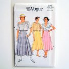 Vogue Very Easy Pattern 9265 Size 12 - 16 Misses Skirt