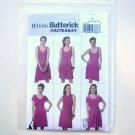Butterick Pattern B5606 Fast Easy Size L - XXL Misses Pullover Dress
