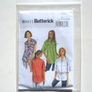 Butterick Pattern B5611 Easy Size 10 - 18 Misses Shirt