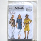 Butterick Pattern B5612 Easy Size L - XXL Misses Top Tunic Dress