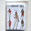 Misses Jacket Dress Skirt Pants Butterick Pattern B5619 Easy Size 16 - 22