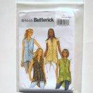 Butterick Pattern B5646 Size XS - M Misses Tunic