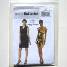 Butterick Pattern B5674 Suzi Chin Size 12 - 20 Misses Evening Dress