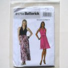 Butterick Pattern B5758 Maggy London Size 6 - 14 Misses Dress