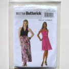 Butterick Pattern B5758 Maggy London Size 14 - 22 Misses Dress