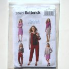 Butterick Pattern B5821 Size 8 - 16 Misses Jacket Dress Skirt Pants