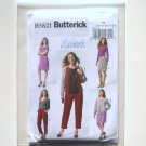 Butterick Pattern B5821 Size 16 - 24 Misses Jacket Dress Skirt Pants