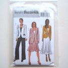 Butterick Pattern B4464 Size 16 - 22 Misses Petite Jacket Top Skirt Pants