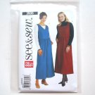 Misses Petite Jumper Size 14 - 18 See and Sew Easy Pattern 3935