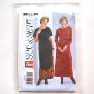 See and Sew Easy Pattern 3996 Size 8 - 12 Misses Petite Dress