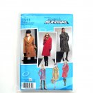 Misses Miss Petite Coats 4 - 12 Project Runway Simplicity Sewing Pattern 2311