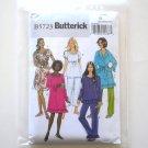 Robe Belt Top Gown Pants Size L - XXL Butterick Pattern B5723