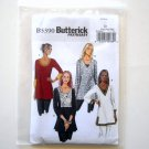 Misses' Pullover Tunics Size L - XXL Butterick Pattern B5390