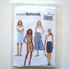 Misses' Skirt Shorts Size 16 - 22 Butterick Pattern B5649