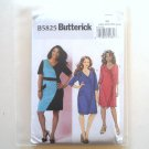 Women's Dress Large Size Butterick Pattern B5825