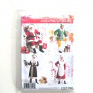 Santa Christmas Costumes Adults Size BB L - XL Andrea Schewe Simplicity Sewing Pattern 2542