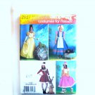 Costumes For Misses & Pets 14 - 20 Simplicity Sewing Pattern 2827