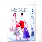 Misses Skirt Out Of Print McCalls Sewing Pattern M5056