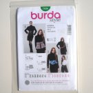 Misses Belt Burda Style Sewing Pattern 7036