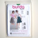 Misses 1960s Skirt Burda Style Sewing Pattern 7042