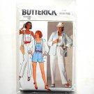 Jacket Jumpsuit Misses Size 12 Vintage Butterick Pattern 6460