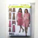 Misses Women Jumper Pants Skirt Jacket Simplicity Sewing Pattern 4505