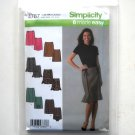 Misses 6 Skirts Made Easy 14 16 18 20 Simplicity Sewing Pattern 4787