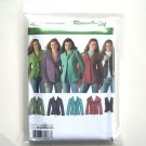 Misses Jackets Vest 8 10 12 14 16 Simplicity Sewing Pattern 4032