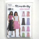 Misses Design Your Own Skirt 14 16 18 20 22 Simplicity Sewing Pattern 5065