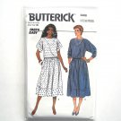 Misses Top Skirt 12 14 16 Vintage Butterick Sewing Pattern 6498