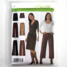 Pants Skirts Misses 4 6 8 10 Simplicity Sewing Pattern 4965