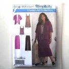Misses Pants Skirt Dress Jacket 10 12 14 16 18 Simplicity Sewing Pattern 2419