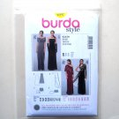 Formal Dress 6 8 10 12 14 16 18 20 Burda Style Sewing Pattern 6997
