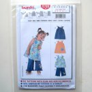 Baby Toddler Dress Pants Burda Start Sewing Pattern 9708