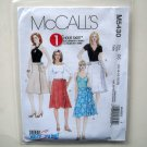 Misses 1 Hour Wrap Skirts 12 14 16 18 20 Out Of Print McCalls Sewing Pattern M5430