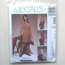 Misses Miss Petite Dress Top Skirt Pants Out Of Print McCalls Sewing Pattern 2983